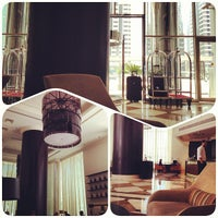 Photo taken at Towers Rotana Hotel by Hala A. on 7/2/2013