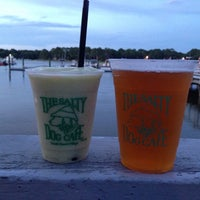 Photo taken at The Salty Dog Cafe by Megan P. on 7/23/2013