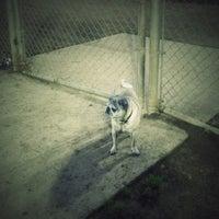 Photo taken at Costa Mesa Bark Park by Rick F. on 12/2/2012