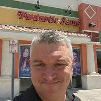 Photo taken at Fantastic Sams Hair Salons by Lars-Erik R. on 4/11/2016