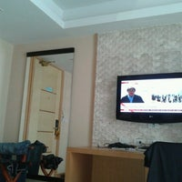 Photo taken at Smart Suites Boutique Hotel by Pietro d. on 4/20/2014
