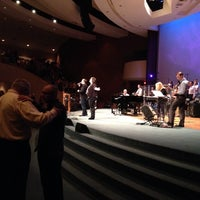Photo taken at Central Assembly of God by Roman P. on 4/6/2014