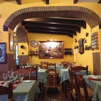 Photo taken at Cocina de La Abuela by Joseph C. on 3/23/2013