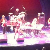 Photo taken at ZaCH Topfer Theatre by Raquel P. on 1/1/2013