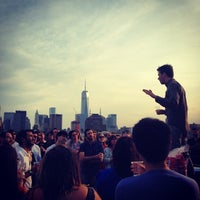 Photo taken at Meetup HQ Roof Deck by Ryan R. on 7/11/2014