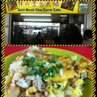 Photo taken at Bukit Merah View Market & Food Centre by Steven D. H. on 1/26/2013