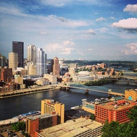Photo taken at Pittsburgh by Joseph V. on 7/25/2013