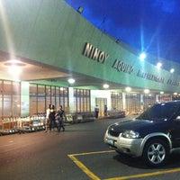Photo taken at Ninoy Aquino International Airport (MNL) Terminal 1 by K & R G. on 5/21/2013