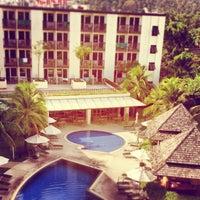 Photo taken at Ibis Phuket Kata Hotel by PYUK A. on 4/25/2013