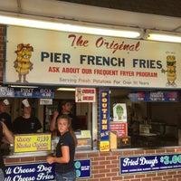 Photo taken at Pier Fries by David S. on 8/31/2013