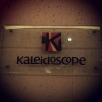 Photo taken at Kaleidoscope by Rayka E. on 3/8/2013
