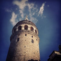 Photo taken at Galata Tower by Rayka E. on 6/20/2013