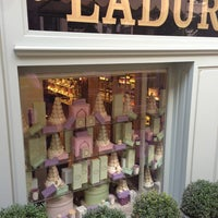 Photo taken at Ladurée by Ksenia A. on 7/3/2013
