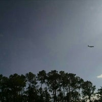 Photo taken at Stennis Airport by Kicker L. on 10/20/2015