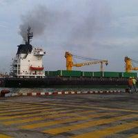 Photo taken at Terminal Peti Kemas Semarang by Aakoe Botjah H. on 1/5/2013