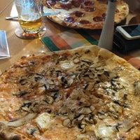 Photo taken at Pizzeria Il Carne by Daniel K. on 6/23/2014