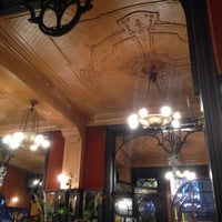 Photo taken at Le Falstaff by Carlos H. on 1/2/2016