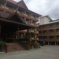 Photo taken at BaanKhun Chiang Mai by Chanachai T. on 8/17/2013