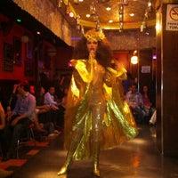 Photo taken at Club La Perla by Itzel S. on 1/19/2013