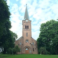 Photo taken at Sofienberg kirke by Per H. on 6/30/2016