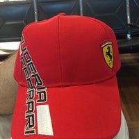 Photo taken at Ferrari Store by Yunus K. on 7/9/2016