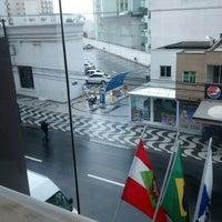 Photo taken at Atobá Praia Hotel by Michel R. on 7/24/2014