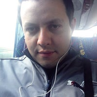 Photo taken at Terminal de Autobuses ATAH by Ociel G. on 1/2/2014