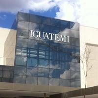 Photo taken at Shopping Iguatemi Esplanada by Naty M. on 11/8/2013