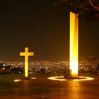 Photo taken at Praça do Papa (Governador Israel Pinheiro) by ronaldo s. on 5/27/2013