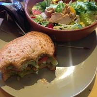 Photo taken at Panera Bread by Ally P. on 5/29/2013