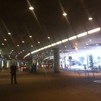 Photo taken at Düsseldorf Airport (DUS) by Irina K on 7/20/2013