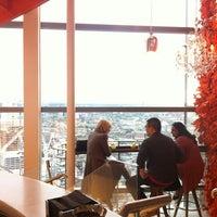 Photo taken at Heron Tower by heidi h. on 9/28/2012