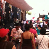 Photo taken at Tianguis San Felipe de Jesús by Omar M. on 3/31/2013