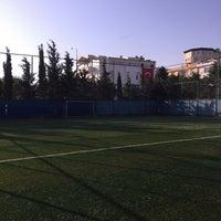 Photo taken at Işık Halı Saha by Niyazi A. on 9/2/2015