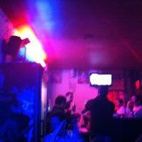 Photo taken at Bar 105 by Kano G. on 10/21/2012