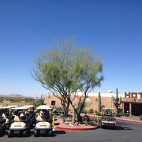 Photo taken at Gold Canyon Golf Resort And Spa by Mindi L. on 4/19/2013