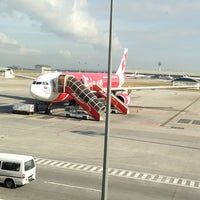 Photo taken at International Departures Hall by Elena S. on 6/8/2013