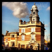 Photo taken at Camberwell Green by Mark S. on 11/11/2012
