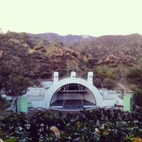 Photo taken at The Hollywood Bowl by Kent S. on 1/14/2013