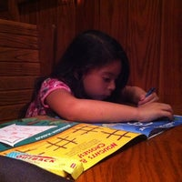 Photo taken at Outback Steakhouse by A.J. W. on 10/15/2012