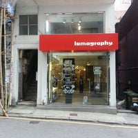 Photo taken at Lomography Gallery Store by Jeff M. on 11/25/2016