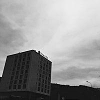 Photo taken at Ramada Hotel by Diana Lazar on 8/21/2015