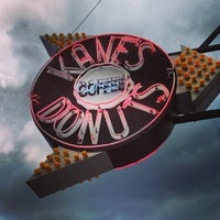 Photo taken at Kane's Donuts by Aaron S. on 7/3/2013
