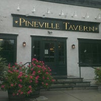 Photo taken at Pineville Tavern by Paul W. on 5/28/2013