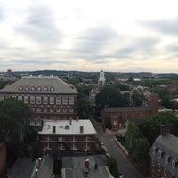 Photo taken at Richard A. & Susan F. Smith Campus Center (fka Holyoke Center) by Ben D. on 9/9/2013