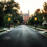 Photo taken at DePauw University by Kreigha H. on 8/24/2013