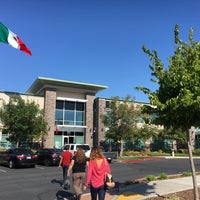 Photo taken at Consulado General de México by Eddie R. on 8/5/2016