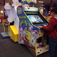 Photo taken at Chuck E. Cheese's by F on 1/11/2014