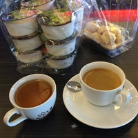 Photo taken at CoffeeToday by Pornthep N. on 5/30/2015