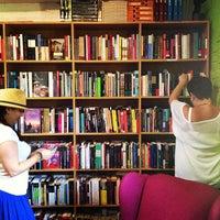 Photo taken at Libreria Sopa De Letras by David F. on 7/5/2013